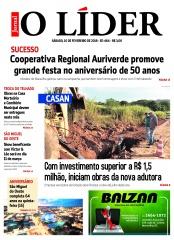 Jornal O Líder Edição 296