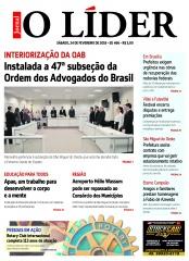 Jornal O Líder Edição 298