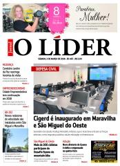 Jornal O Líder Edição 299