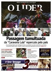 Jornal O Líder Edição 303
