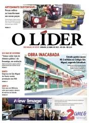 Jornal O Líder Edição 256