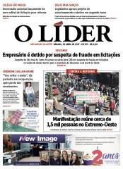 Jornal O Líder Edição 257