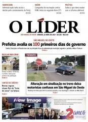 Jornal O Líder Edição 255