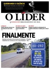 Jornal O Líder Edição 273