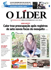 Jornal O Líder Edição 279