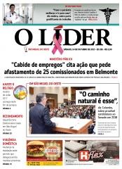 Jornal O Líder Edição 281