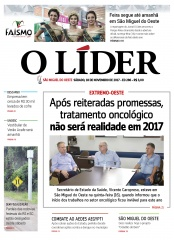 Jornal O Líder Edição 286