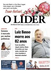 Jornal O Líder Edição 243