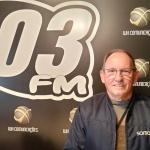 Proprietário da Somaq, Claudir Frigeri / Foto: Silvana Ruschel / 103FM
