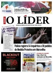 Jornal O Líder Edição 322